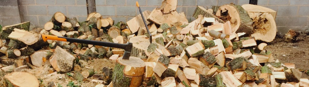 Firewood logs for sale