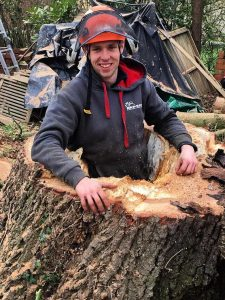 Ben Warden, Wardens Tree Care